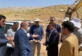 ۳ هزار هکتار از اراضی دیم استان ایلام به آبی تبدیل میشود