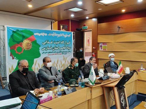 کشاورزی فارس؛ آماده حرکت الگویی به سمت تحقق فرامین رهبری