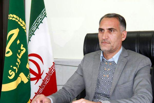 پیام تبریک رئیس سازمان جهاد کشاورزی چهارمحال و بختیاری به مناسبت روز پاسدار