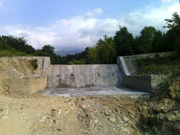 آغاز عملیات آبخیزداری در شهرستان ری