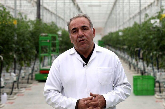 اسکندری مشاور ارشد شرکت سرمایهگذاری ارس تارلا امیر و امین