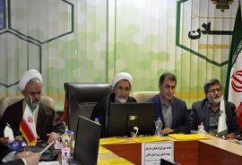 جلسه شورای فرهنگی سازمان جهاد کشاورزی گیلان برگزار شد