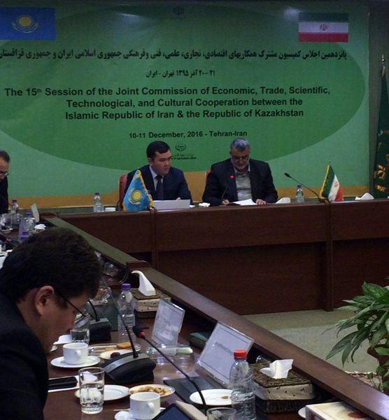 اجرای هشت پروژه مشترک بین ایران و قزاقستان/ امضای نخستین موافقتنامه مشترک در حوزه انرژی