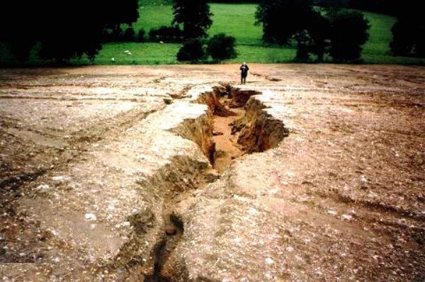نابودی خاک، بحرانی جدیتر از بحران آب که در کمین امنیت غذایی است
