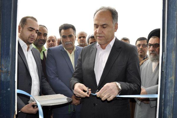 بهره برداری از فاز ۲ طرح توسعه کارخانه فرآوری عناب خوسف
