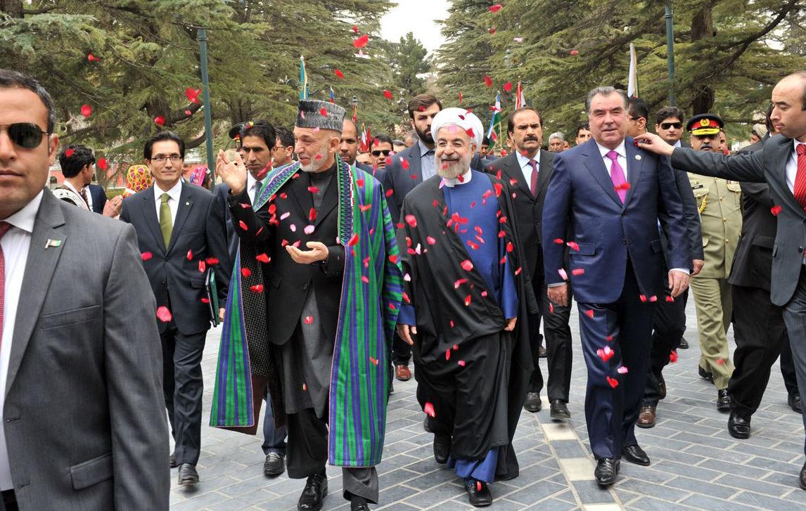 تهران غایب است