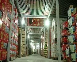 افتتاح طرح700 متر مربعی  سردخانه و بسته بندی خرما در شهرستان بم
