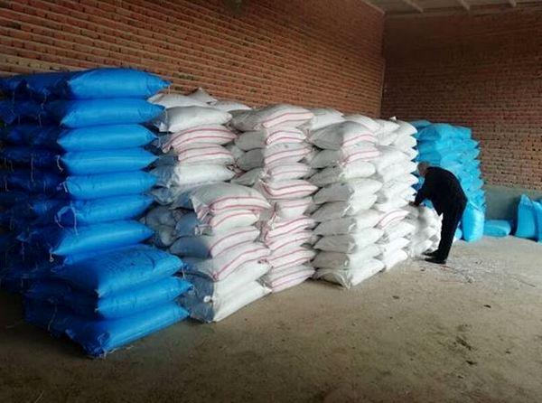افزایش ۱۱ درصدی توزیع کود بین کشاورزان خراسان شمالی