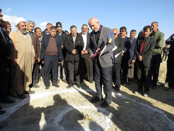 آغاز عملیات اجرایی دو طرح در خراسان شمالی