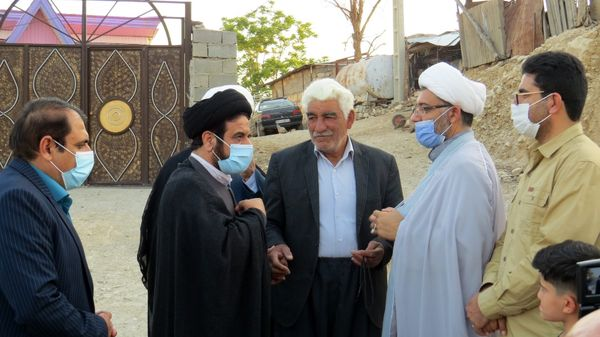 رسیدگی به مشکلات عشایر منطقه پارده شهرستان چوار