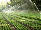 کمک به طرحهای آبیاری نوین کشاورزی محدودیت ندارد