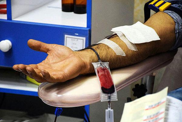 بانک خون تهران به گروههای خونی منفی احتیاج دارد