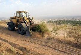 36 هزار مترمربع از اراضی ملی ورامین رفع تصرف شد