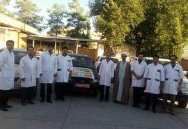 فعالیت 116 اکیپ دامپزشکی ویژه عیدقربان در فارس