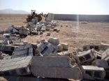 جلوگیری از ساخت و ساز غیر مجاز در زرین دشت
