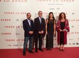 اولین نمایش فیلم تازه فرهادی با حضور مقامات اسپانیایی در مادرید