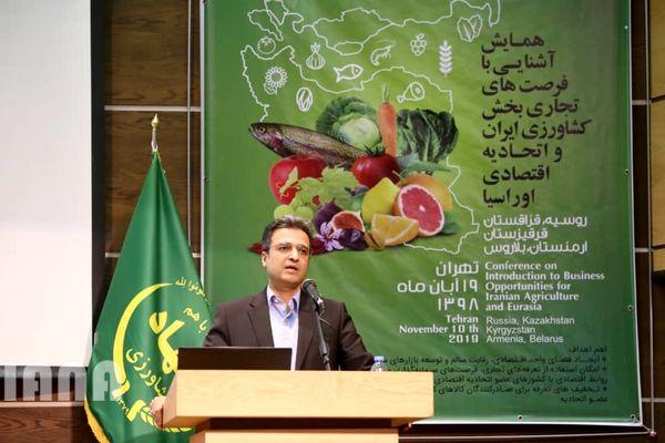بهبود  4 میلیارد دلاری تراز تجاری بخش کشاورزی و غذای کشور