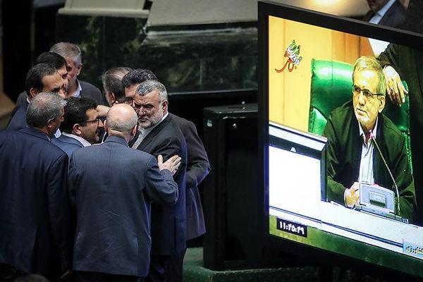 حاشیههای استیضاح وزیر جهاد کشاورزی