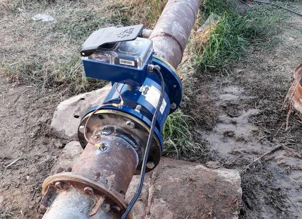 نصب161  کنتور هوشمند روی چاههای کشاورزی استان خوزستان