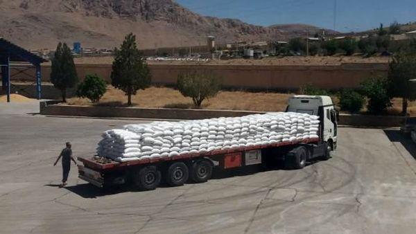 توزیع بیش از دو هزارتن کود اوره در شهرستان اردل