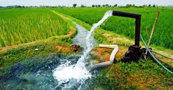 آب را در اختیار کشاورزان قرار دهید