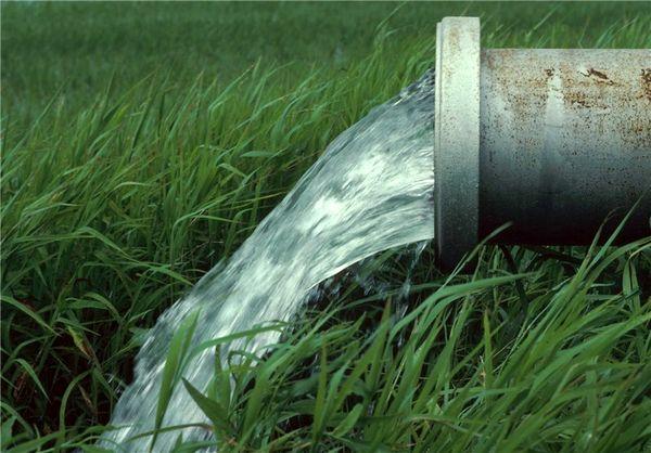 طرح احداث کانال انتقال آب روستای ورس به بهره برداری رسید