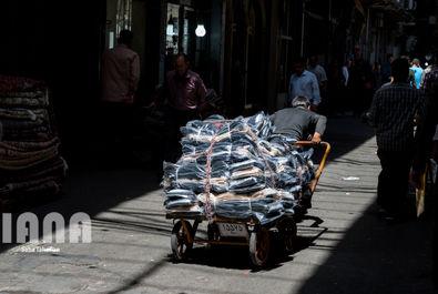 اثرتحریم بر بازاربزرگتهران