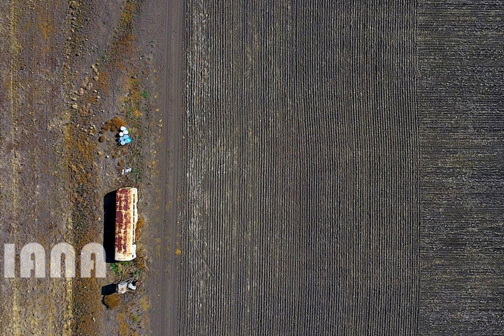 سرطان زمینهای کشاورزی