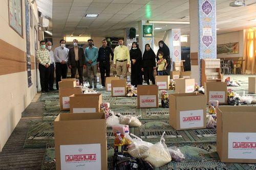 کمک های مومنانه فرزندان شاهد شاغل در جهاد کشاورزی فارس