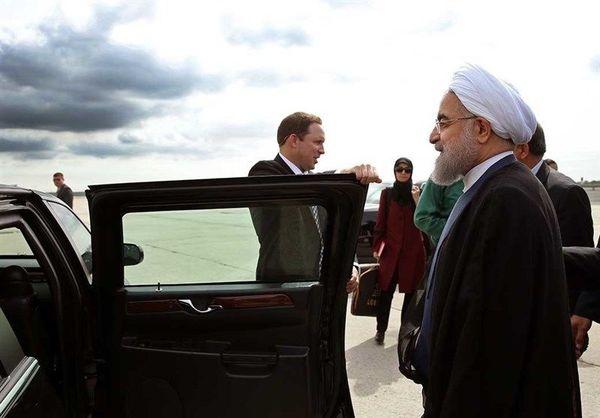 کاروان رئیسجمهوری در سفر به نیویورک ۴۰ نفره است
