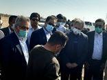درد و دل کشاورزان رودباری با وزیر جهاد کشاورزی