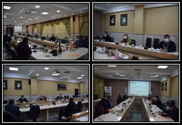 برگزاری نشست هم اندیشی رونق اقتصادی و توسعه کسب و کار