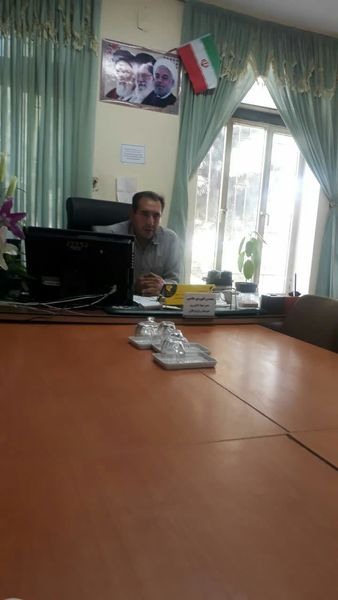 برگزاری جلسه ستاد آبیاری نوین در شهرستان رازو جرگلان