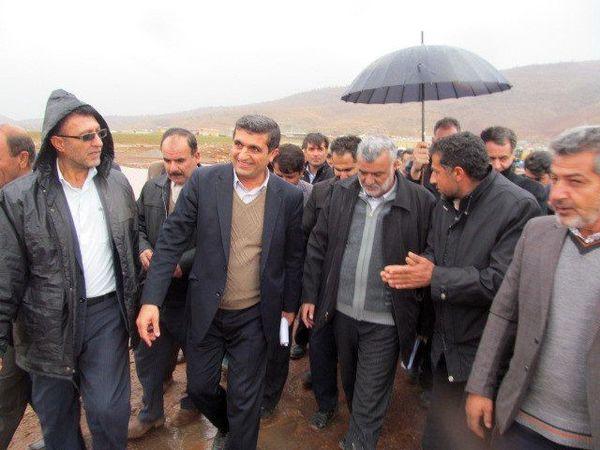 ۱۰۶ پروژه آبخیزداری استان چهارمحال و بختیاری افتتاح شد