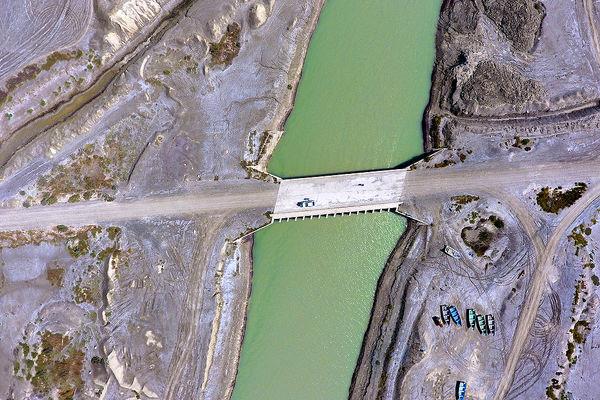 کانال ۲۰ کیلومتری برای پرورش میگو