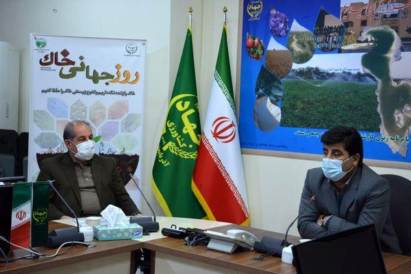 موضوع خاک باید همانند موضوع بحران دریاچه ارومیه مطالبه گری شود