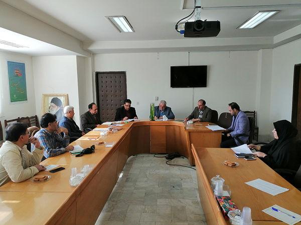 اولین نشست کارکنان مدیریت شیلات با رئیس سازمان