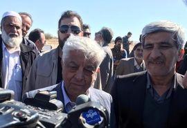 طرح 46 هزار هکتاری انتقال آب به دشت سیستان باید تا اسفند ماه تکمیل شود