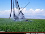 طرحهای آبیاری درهشهر به بهرهبرداری رسید