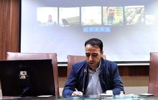 برگزاری کارگاه آموزشی خبرنویسی و استفاده از فضای رسانهای استان