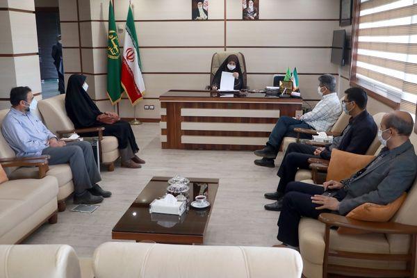 هشتاد و پنجمین ملاقات عمومی رئیس سازمان جهاد کشاورزی استان قزوین