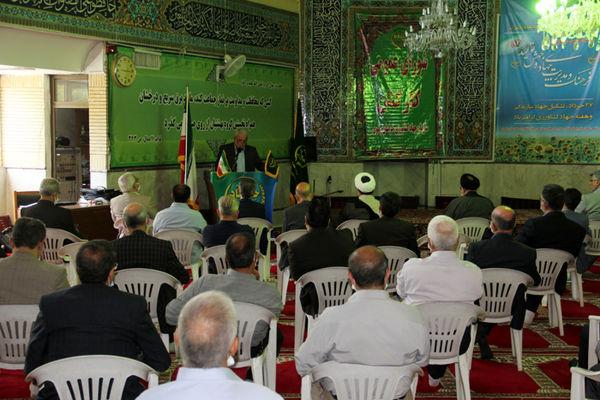 برگزاری مراسم شورای عمومی و هجدهمین همایش فرهنگ و مدیریت جهادی