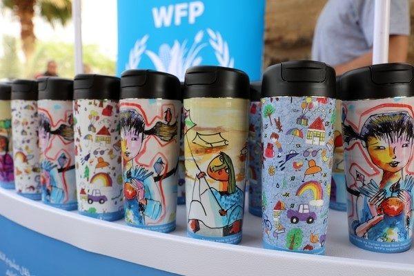 عرضه محصولات تولیدی ساکنان محلی در دومین جشنواره سالانه در اردن