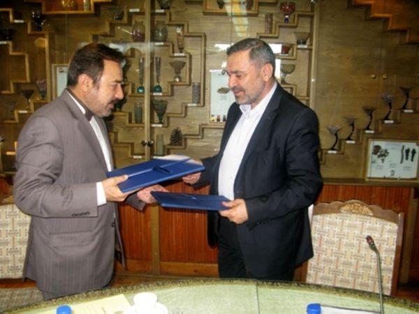 سازمان جنگل ها و نیروی انتظامی تفاهم نامه همکاری امضا کردند