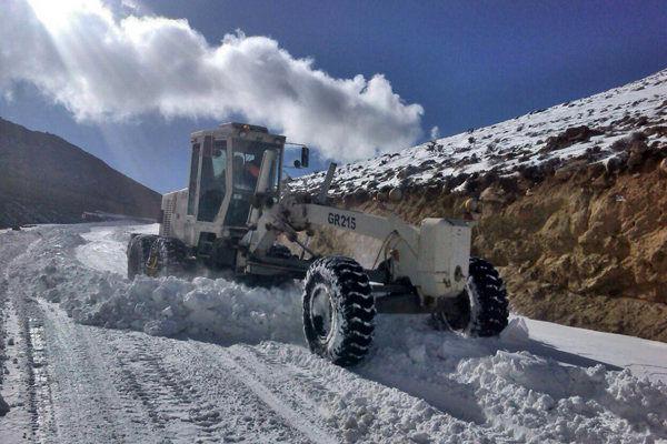 کولاک برف در ارتفاعات استانهای ساحلی و البرز از فردا/ کاهش دما در برخی شهرها تا ۱۴ درجه زیر صفر