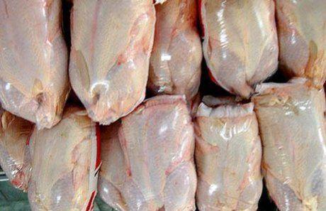 صادرات گوشت مرغ به کشورهای همجوار