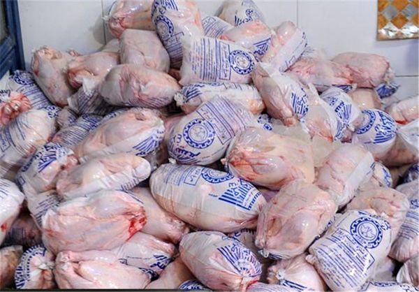 توزیع 20819 تن مرغ گرم در سطح استان کرمان