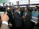افتتاح نمایشگاه عکس عملکرد دستگاه اجرایی استان لرستان در سیل فروردین ۹۸