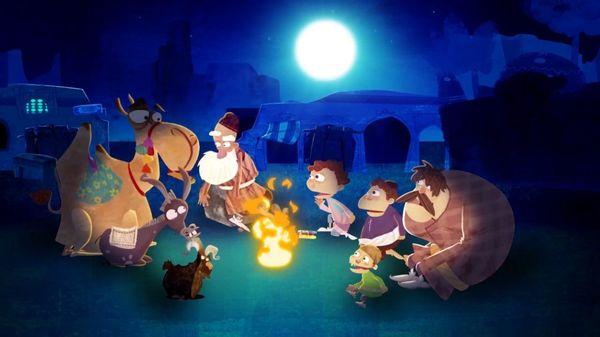 پخش انیمیشن «میرزا بلد» در 30 قسمت