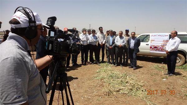 اجرای طرح نظام نوین ترویج کشاورزی در استان زنجان